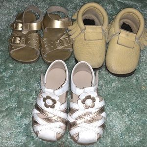 Other - Little girls - Toddler shoe lot size 4 used
